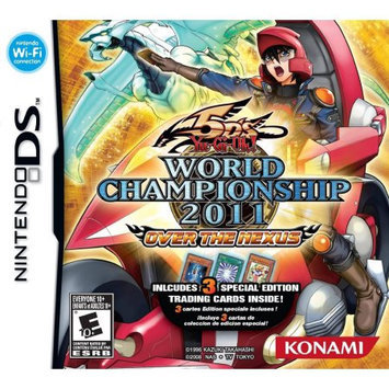 Yu-Gi-Oh 5D's World Championship 2011: Over the Nexus NDS by NDS