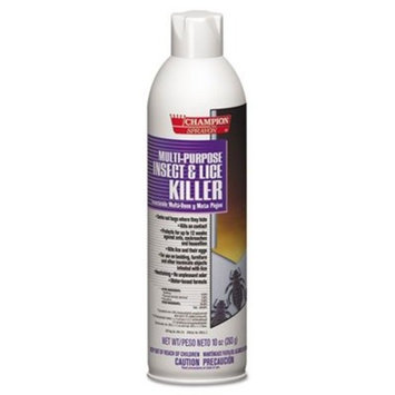 Champion Multipurpose Insect and Lice Killer Can
