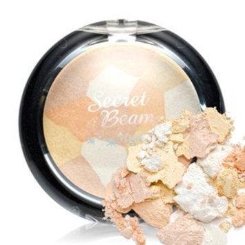 Etude House Secret Beam Highlighter, Gold/Beige Mix, 0.48 Ounce