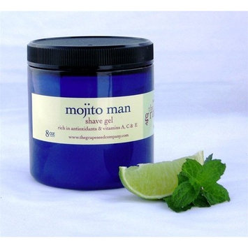 the grapseed company - mojito man shave gel