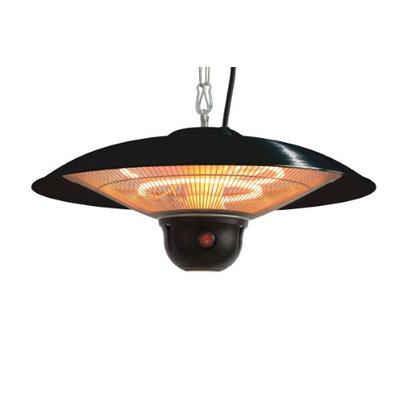 Ener-G+ HEA-21522MI-B 1500 Watt Black Infrared Gazebo Heater