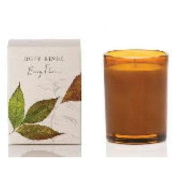 HONEY TOBACCO Rosy Rings Botanical 17.5 oz Glass Jar Candle