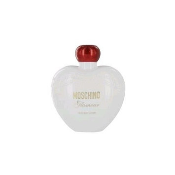 Moschino Glamour Body Lotion for Women, 6.7 Ounce