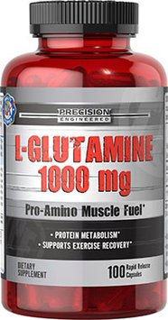 Precision Engineered L-Glutamine 1000 mg Pro-Amino Muscle Fuel