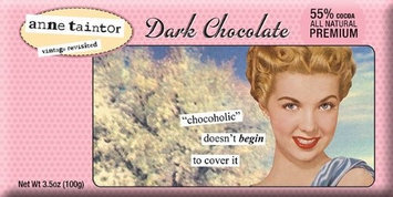 PRAIM AT00115 Dark Chocoholic - All Natural Premium