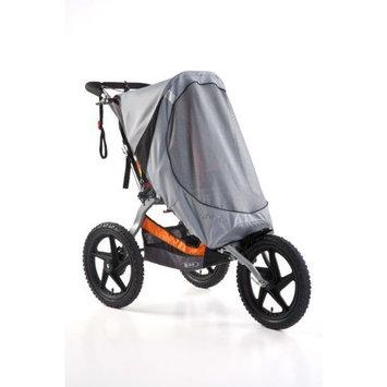 BOB Sun Shield for Single Sport Utility Stroller/Ironman Models, Gray