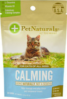 Pet Naturals of Vermont Feline Calming Behavior Support Chews