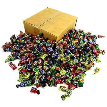 Colombina Fancy Filled Fruit Bon Bon Wrapped Candy, 5 lb Bag [Frustration-Free Packaging]