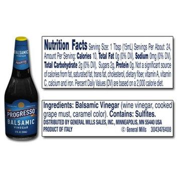 Progresso Vinegar - Balsamic - 12 oz ( 4 pack )