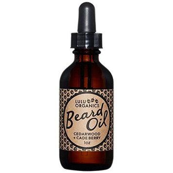 Lulu Organics Beard Oil - 1 oz