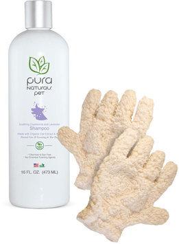 Pura Naturals Pet Chamomile & Lavender Dog Bathe and Dry Kit