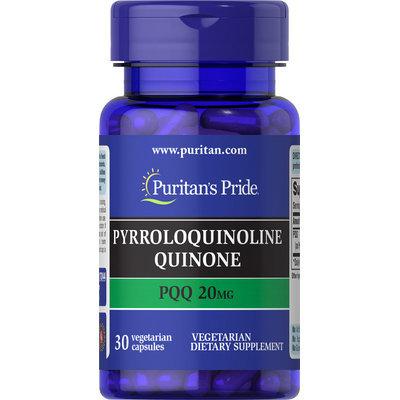 Puritan's Pride PQQ 20 mg-30 Capsules