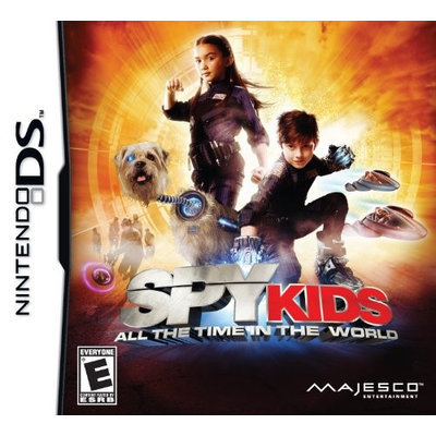 Majesco Games 01721 Spy Kids All The Time Ds