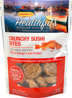 Ruffin'It Healthfuls Crunchy Sushi Bites for Dogs
