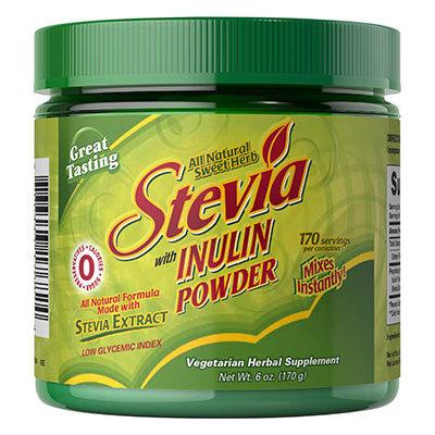 Vitamin World Stevia with Fiber Powder