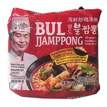 Paldo Korean Ramen Family Pack (Bul Jjamppong)