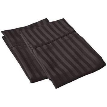 Superior 1500 Microfiber Soft and Wrinkle Resistant Stripe Pillowcase Set