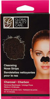 Global Beauty Care Charcoal Cleansing Nose Strips