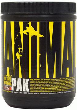 Universal Nutrition Animal Pak - 22 Servings Powder Orange