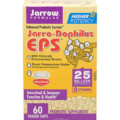 Jarrow Jarro-Dophilus EPS 25 Billion-60 Capsules