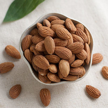 High Valley Orchard Organic Raw Almonds-8 Bag