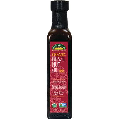 Organic Brazil Nut Oil Ellyndale Organics 8.45 fl oz Oil