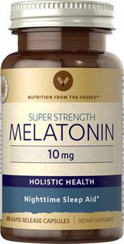 Vitamin World Melatonin 10 mg