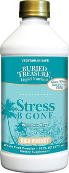 Buried Treasure 0722629 Stress B Gone With Kava Kava - 16 fl oz