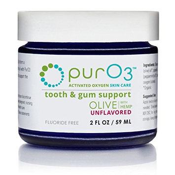 PurO3 Tooth and Gum Support (Unflavored)