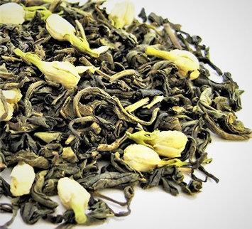 Chinese Tea Culture Jasmine Green Tea - Jasmine Tea - Caffeinated - Chinese Tea - Green Tea - Tea - Loose Tea - Loose Leaf Tea - 4oz