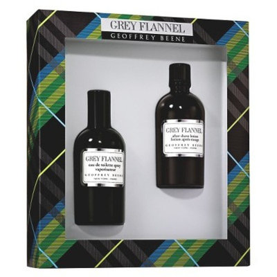 Grey Flannel by Geoffrey Beene Men's Fragrance Gift Set - 2pc