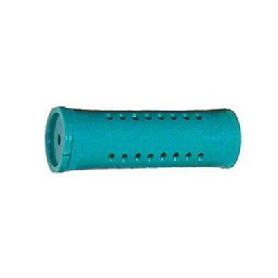 HAIRART Concave Cold Wave Rods Jumbo Green (Pack of 6) 13120