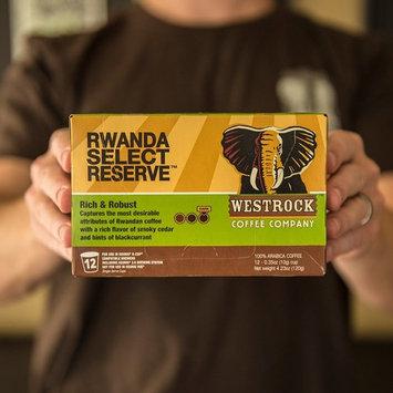 Westrock Coffee Company Rwanda Select Reserve Dark Roast Gourmet Coffee Single Serve Cups 12 Count