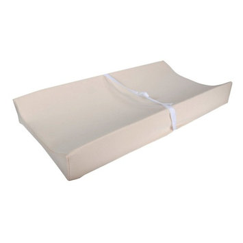 Moonlight Slumber Little Dreamer Premium Water Resistant 2-Sided Contoured Changing Pad, Safety Straps and Hand Stitched Organic Cotton Cover (32inch Length x 17inch Width x 1.5inch Height)