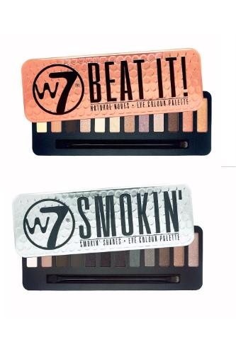 W7 Beat it and Smokin Set