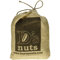 D's Nuts Buy Our Nuts to Save Yours in Shell Lightly Salted Ballpark Style Peanuts, 12 oz.