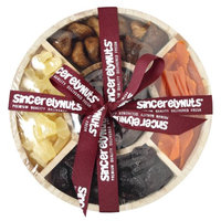Sincerely Nuts Mixed Fruit Gift Tray