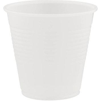 Dart Conex Translucent 5 Oz Plastic Cold Cups, (Pack of 2500)