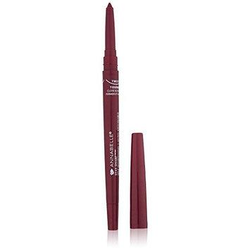 Annabelle Stay Sharp Waterproof Lip Liner, Berry, 0.008 oz