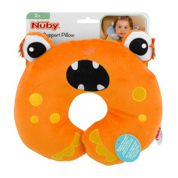 His Juveniles Nuby Monster Neck Support, Orange