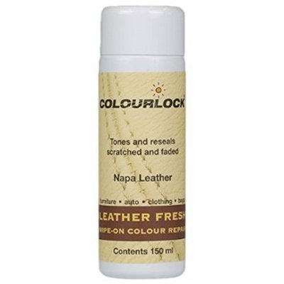 Colourlock Leather Dye (RAL Colours)- 150 ml DIY Repair Colour, dye, restorer for scuffs, small cracks on car seats, sofas, bags, settees and clothing