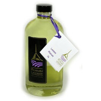 Pelindaba Lavender Massage Oil with Organic Lavender Essential Oil - 16 fl oz