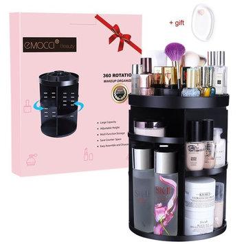Makeup Brush Holder Organizer Cosmetics Make Up Brush Storage Box Case … (Acrylic organizer L)