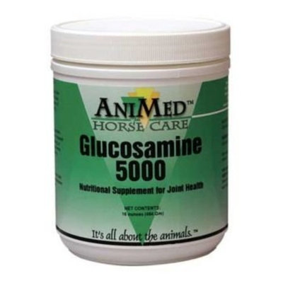 AniMed Glucosamine 5000 Equine Nutritional Supplement, 5 lbs.