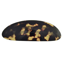 Camila Paris - CP2456, French Hair Accessories for Women, Barrette, OVAL, Handmade, TOKYO. Strong Hold/No Slip Grip and Durable Styling Girls Hair Ornaments. Made in France