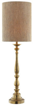 Accents International Kerry Champagne Table Lamp