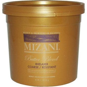 Mizani Butter Blend Rhelaxer for Coarse/Resistant Hair 64 oz Relaxer