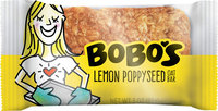 Bobos Oat Bars Bobo's Oat Bars Oat Bars - Lemon Poppyseed - 3 OZ