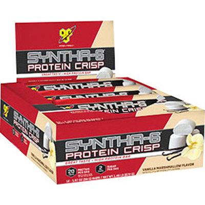 BSN Syntha-6 Protein Crisp Bar - 1 Bar Vanilla Marshmallow