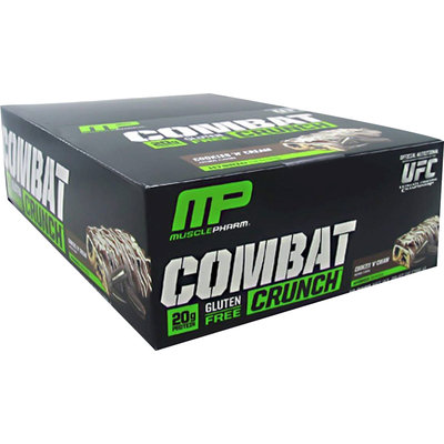 Muscle Pharm - Combat Crunch Bar Cookies 'N' Cream - 2.22 oz.